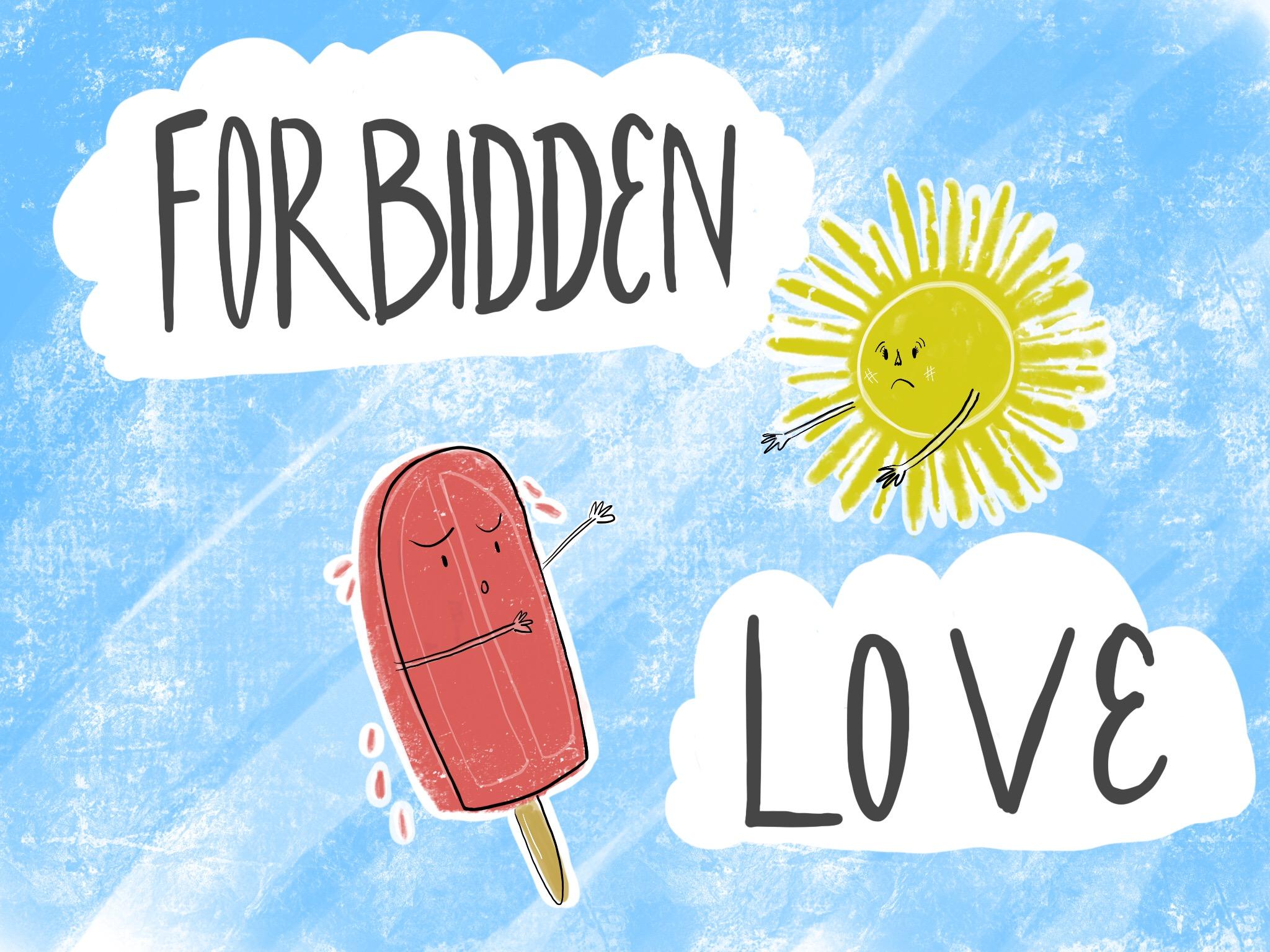 Forbidden Love King of Pops Pop Art.jpg